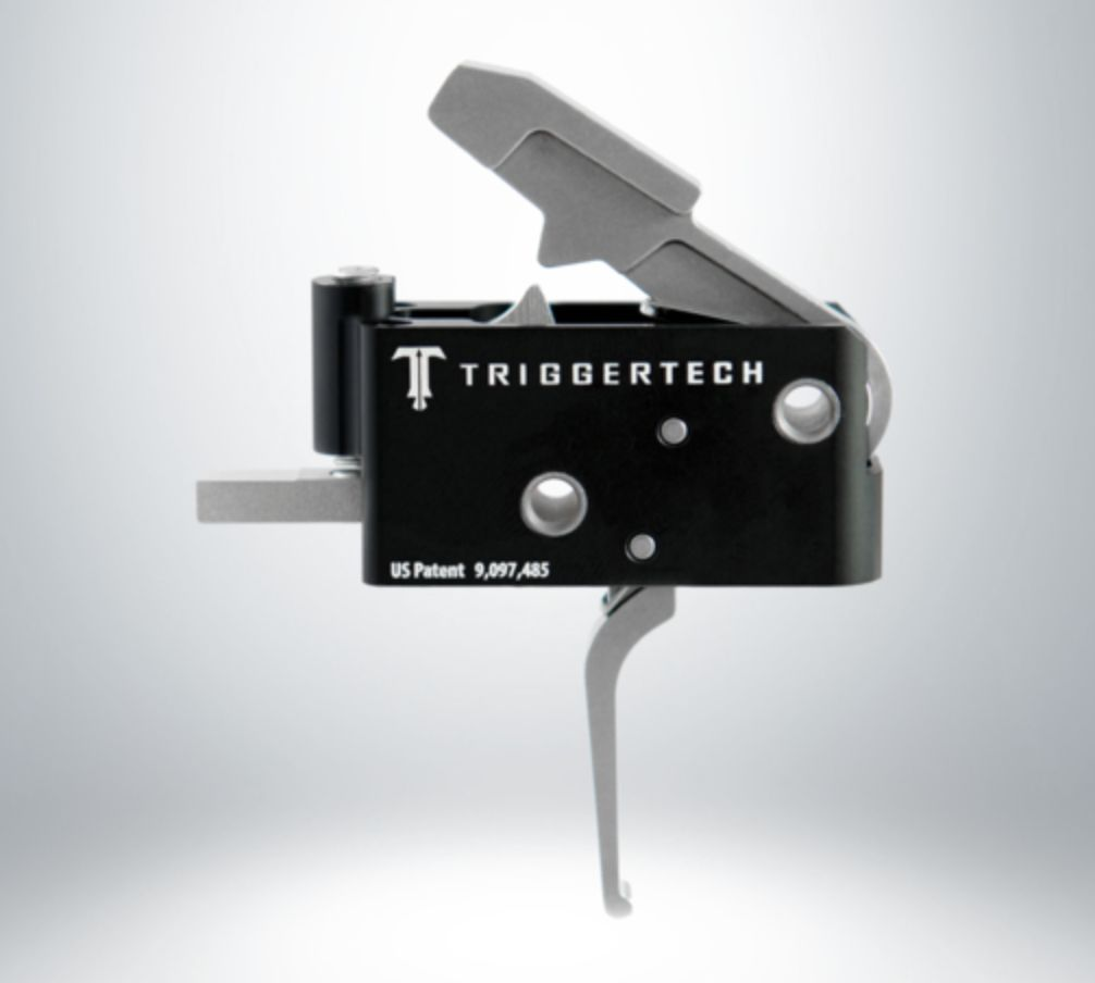 Trigger Tech Trigger Tech Combat Straight AR15 Primary Trigger