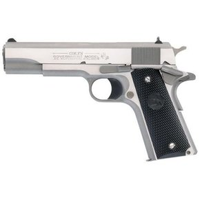 """Colt USA Colt Government .45ACP 5"""" Stainless Steel WDS"""