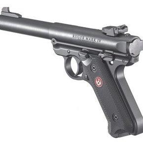 Ruger Ruger Mark IV Target 22LR Blued