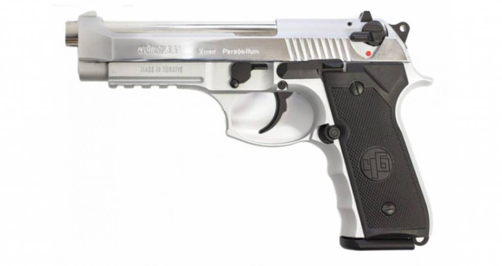 Girsan Girsan Compact MC 9MM Bright White