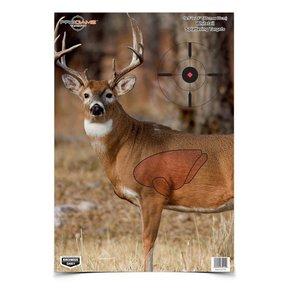 """Birchwood Casey PREGAME® 16.5"""" x 24"""" Whitetail Deer Target"""
