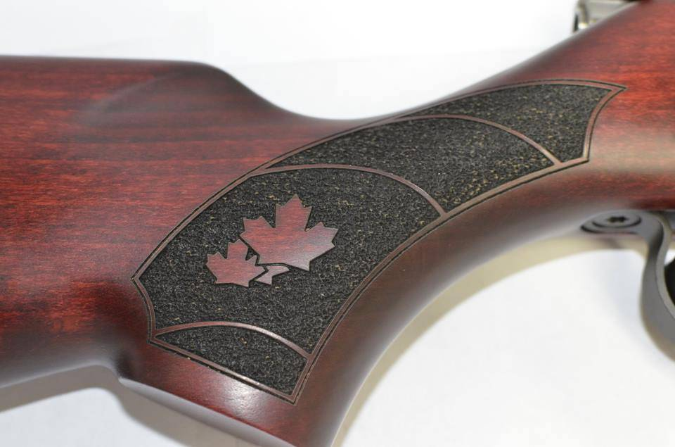 CZ CZ 455 Canadian .22LR Bolt Action Rifle, Canadian Edition