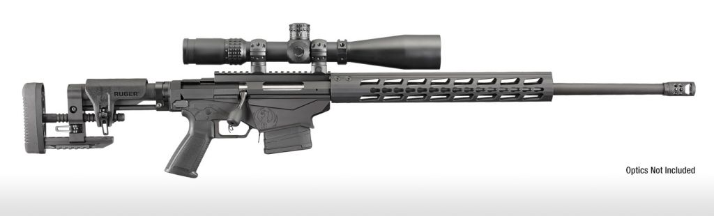 Ruger Ruger Precision Rifle Gen 2, 6.5 Cred, 24""