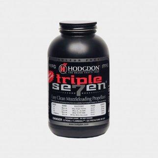 Hornady Hodgdon Triple 7 FFF Granular Powder
