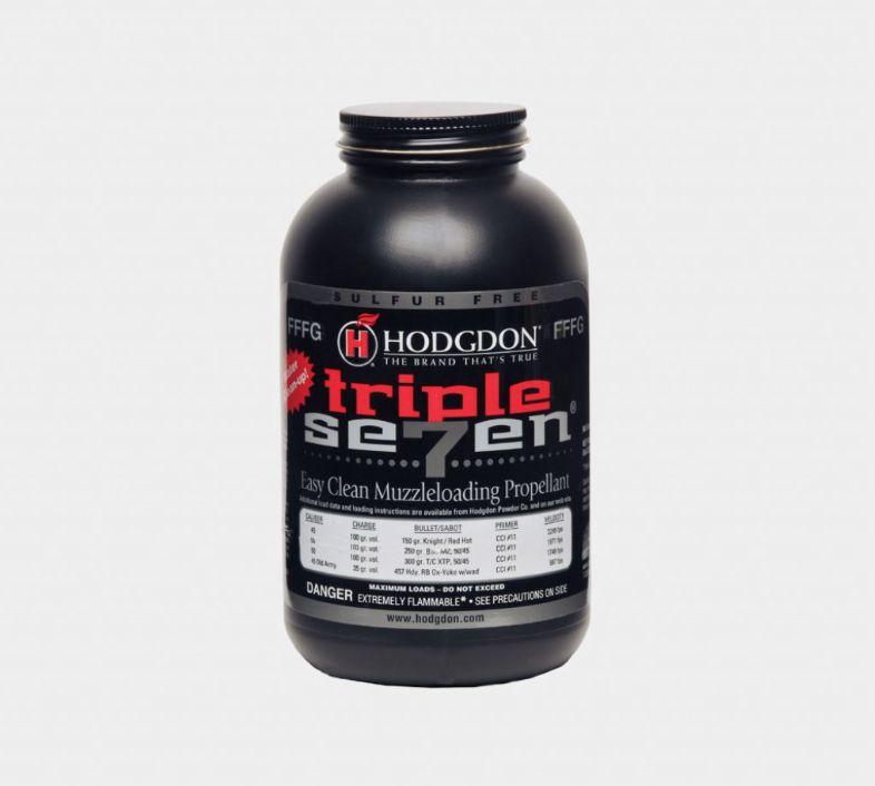Hornady Hodgdon Triple 7 FFF Granular Powder 1lb