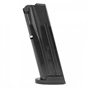 Sig Sauer P250, P320 Magazine, 9mm Luger, 10 Round, Steel Blued