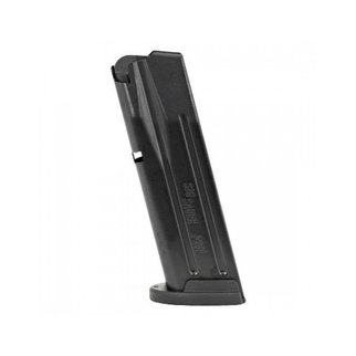 Sig Sauer Sig Sauer P250, P320 Magazine, 9mm Luger, 10 Round, Steel Blued