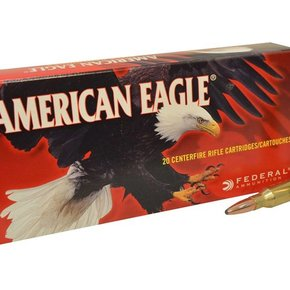 American Eagle Federal American Eagle 338 Lapua Magnum 250 Gr. Pointed SP Box of 20