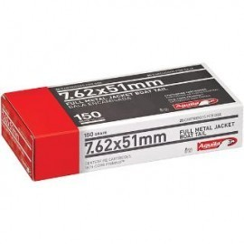 Aguila Aguila  7.62x51 (.308 Win), 150gr, FM,JBT, Box of 20