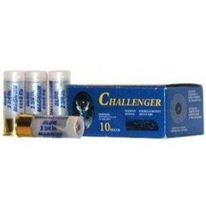 "Challenger Magnum Rifled Shotgun Slugs 12 Gauge 2.75"" - 10 per box"