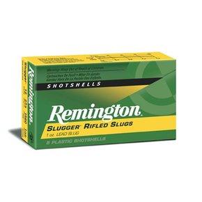 "Remington Remington Slugger Rifled Slugs 12Ga, 2 3/4"", Max, 1oz, RS Box of 5"