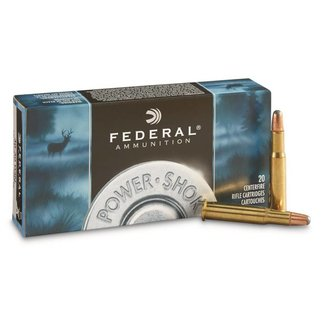 Federal Ammunition Federal Power-Shok 30-30  Gr. SP Box of 20