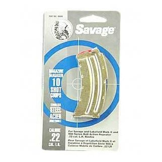 Savage Arms Savage Arms MARK II 22LR/17HM2 10 Shot Magazine