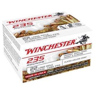 Winchester Winchester .22LR 36 Grain 235 Rds