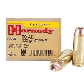 Hornady 50 AE 300 GR XTP Box of 20
