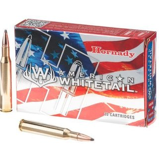 Hornady Hornady American Whitetail 25-06 Remington 117 Gr. Interlock Spire Point Boat Tail Box of 20