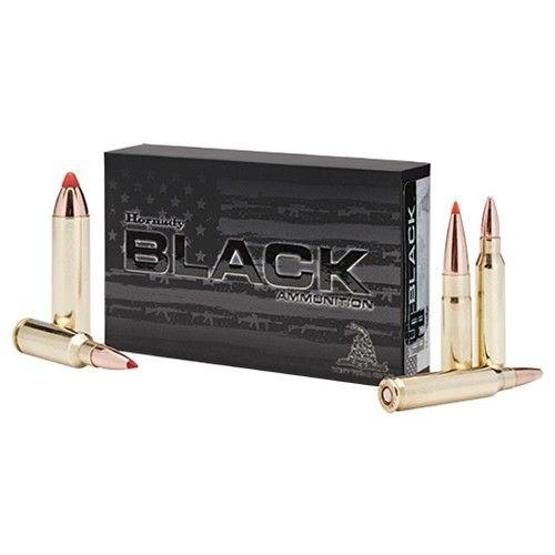 Hornady Hornady Black 223 REM 75 Grain BTHP Box of 20