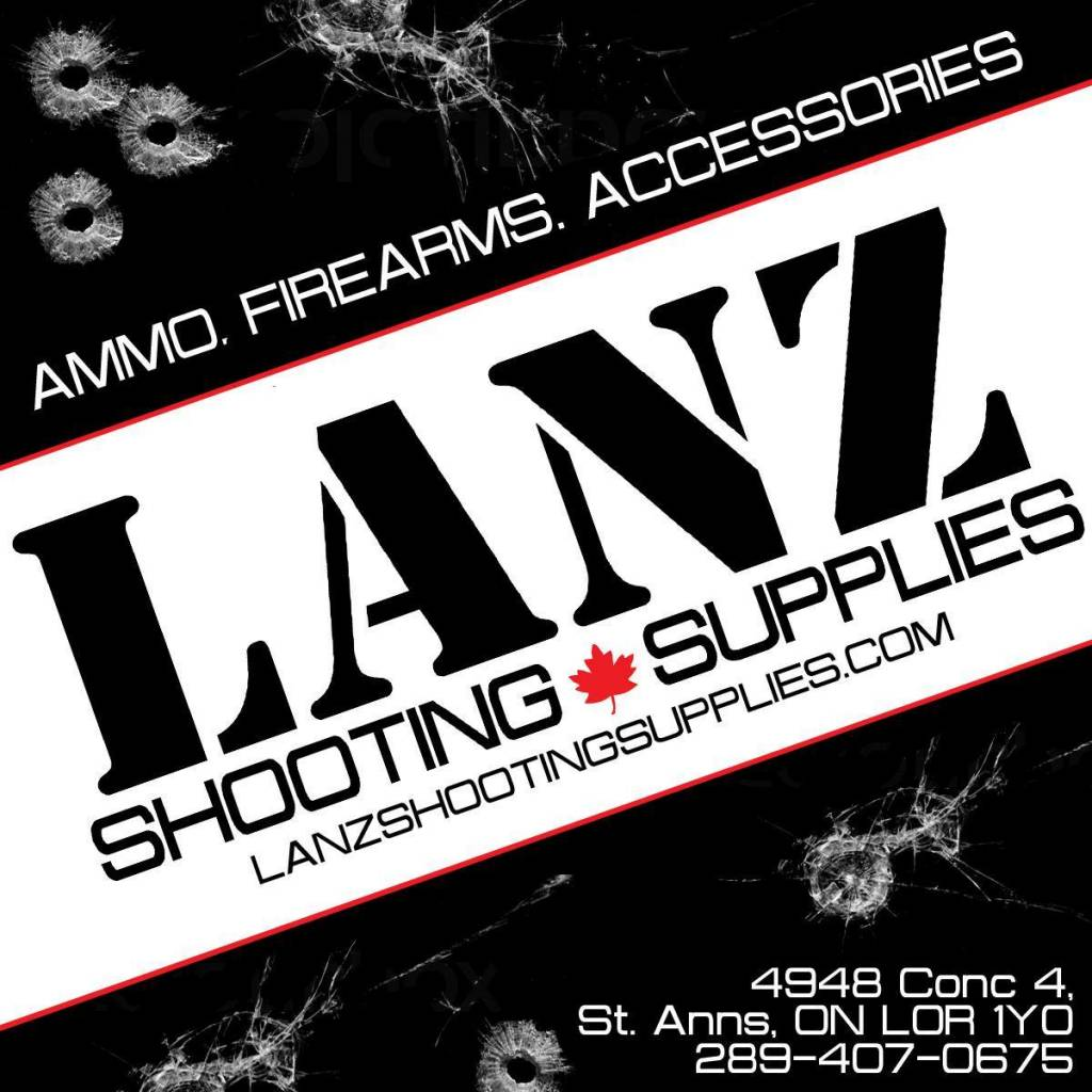 Lanz Lanz T-Shirt Black 5.56 X-Large