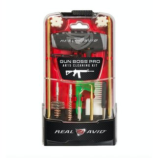 Real Avid Real Avid - Gun Boss Pro - AR15 Cleaning Kit
