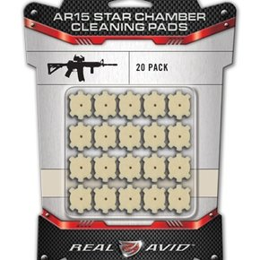Real Avid Real Avid - AR15 Star Chamber Cleaning Pads