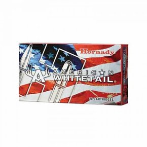 Hornady Hornady American Whitetail 6.5 Creedmoor 129 Grain Interlock Spire Point Box of 20