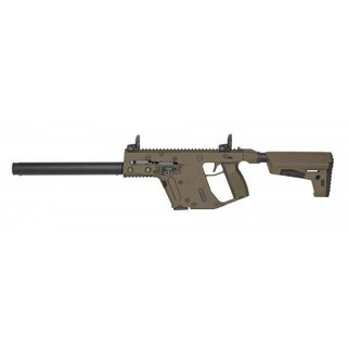 "Kriss Vector Kriss Vector Gen II CRB Enhanced 9mm, 18.5"" FDE"