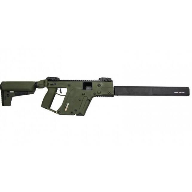 """Kriss Vector Kriss Vector Gen II CRB Enhanced 9mm, 18.5"""" OD"""