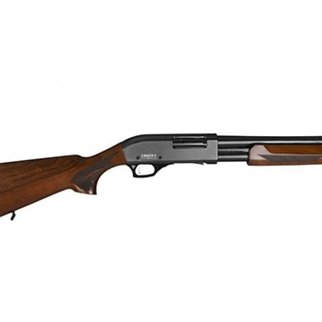 "Canuck Canuck Defender Pump Shotgun Wood 12GA, 2-3/4"" or 3"", 14"" Barrel, 6 Shot"