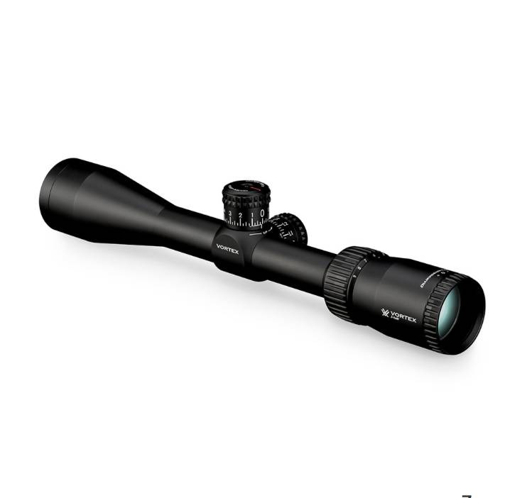 Vortex Optics Vortex Diamondback Tactical 3-9x40 Riflescope with VMR-1