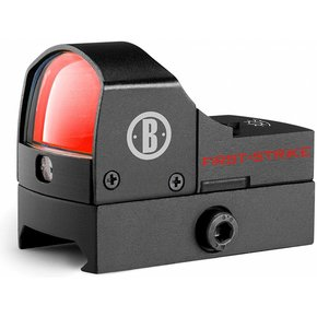 Bushnell Bushnell AR Optics First Strike Reflex Red Dot Sight 5 MOA Dot with Hi-Rise Mount AR-15 Flattop Matte