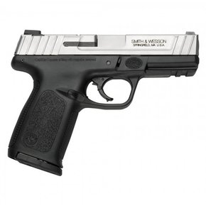 "Smith & Wesson Smith & Wesson SD9 VE, 9mm, Semi Auto Pistol, 4.25"" Barrel, 10 Round"