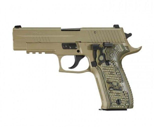 """Sig Sauer Sig Sauer P226R Scorpion - 9mm, 4.4"""""""
