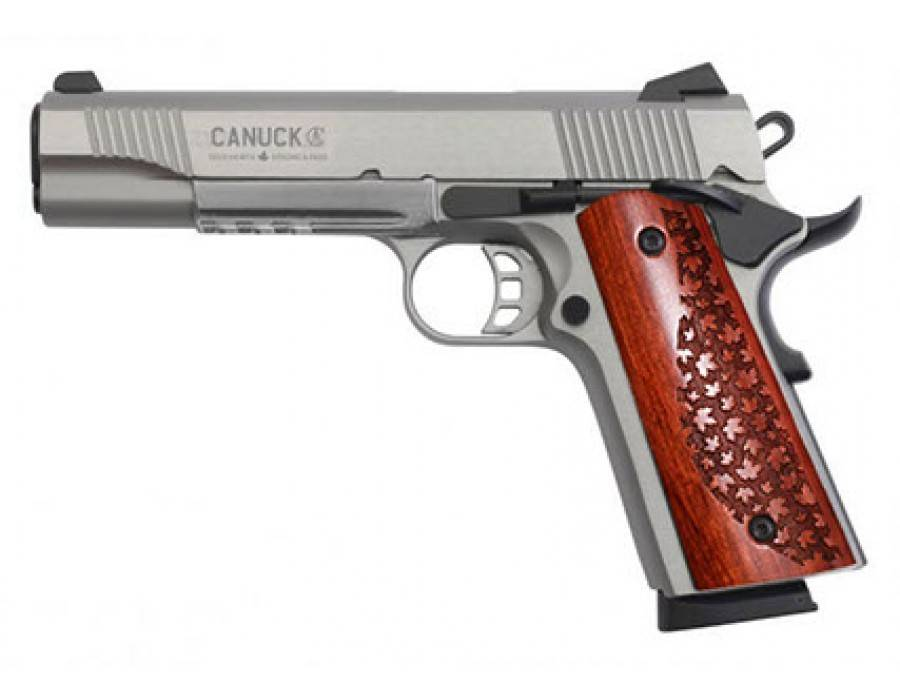 """Canuck Stainless 1911 9mm, 5"""""""