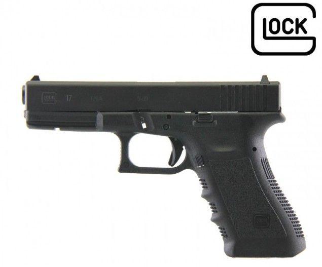 """Glock Glock 17 Gen 3 , 9mm, 4.5"""" GNS"""