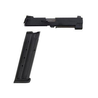 Sig Sauer Sig Sauer Rimfire Conversion Kit Sig Sauer P226 22 Long Rifle Matte with Adjustable Sights