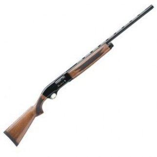 "Weatherby Weatherby SA-08 Deluxe Semi-Auto Shotgun, 12 Gauge, 26"" Vent Rib Barrel, 4 Rounds, 3"" Chamber, Gloss Walnut Stock, Gloss Black Metal Finish"