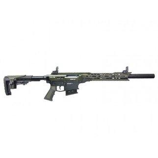 "Derya Derya Arms MK12, Green/Black - 12GA, 3"", 20"" Barrel"