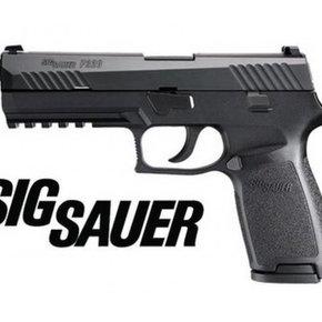 Sig Sauer 320 9mm Nitron Contrast Sight