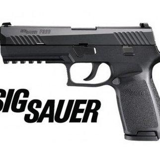 Sig Sauer Sig Sauer 320 9mm Nitron Contrast Sight