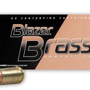 CCI Blazer Brass 9mm Luger 124g Box of 50