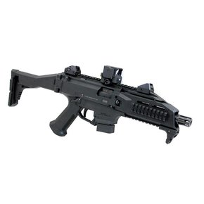 "CZ CZ Scorpion EVO 3 S1 Pistol 9mm 7.72""Commercial Variant Black"