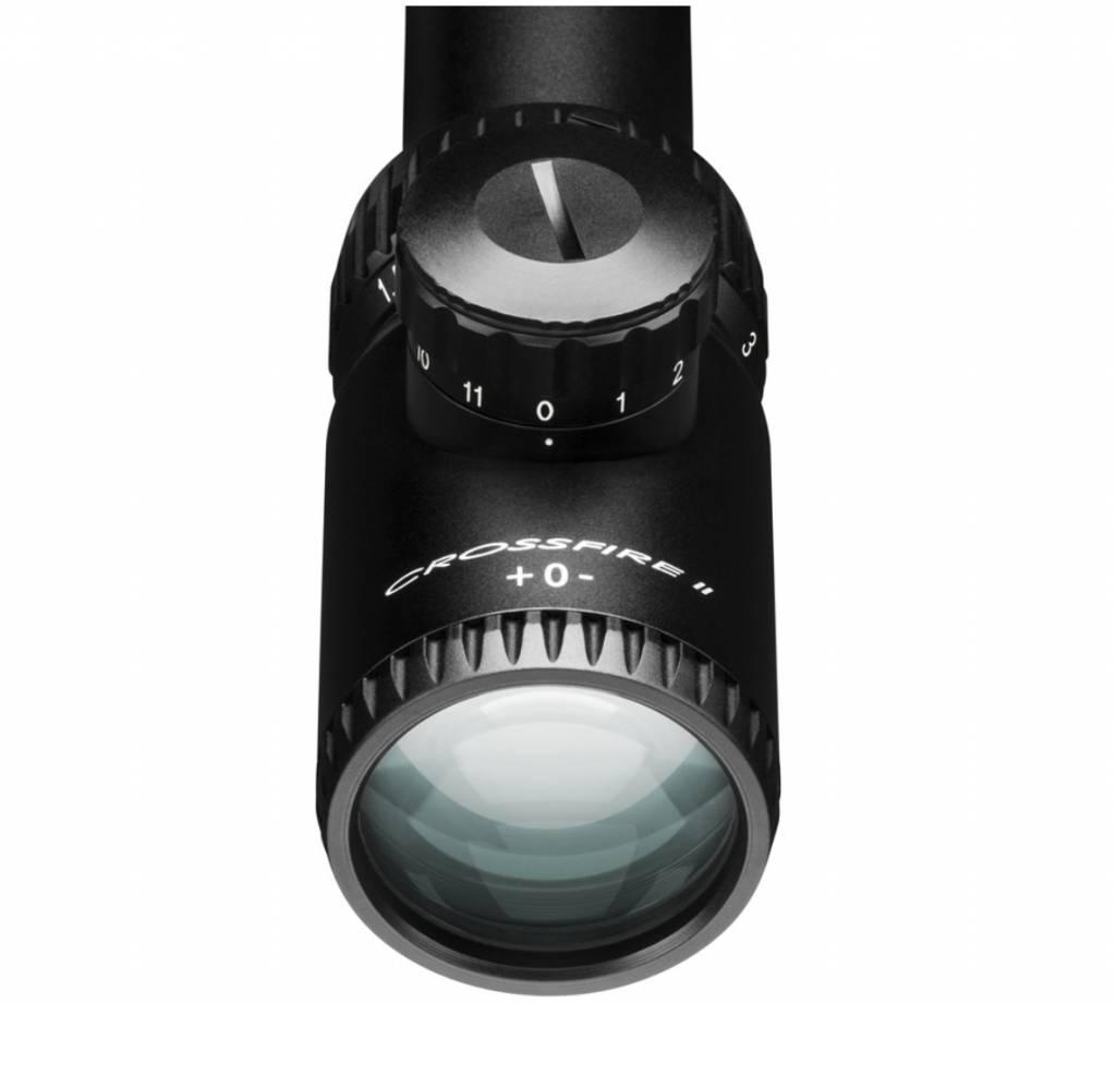 Vortex Optics Vortex Crossfire II 1-4x24 Riflescope (30mm) V-Brite