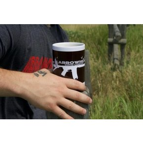 Arrowhead Coffee GUNSLINGER'S MUG - 15 OZ