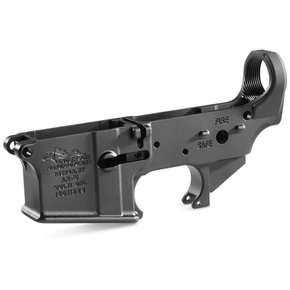 Anderson Manufacturing Anderson Rifles AR15 Stripped Lower Receiver