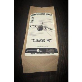 Arrowhead Coffee Arrowhead CLEARED HOT - ESPRESSO BLEND - DARK COFFEE