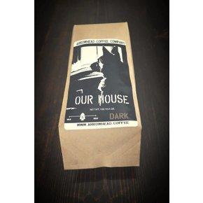 Arrowhead Coffee Arrowhead OUR HOUSE BREW - FRENCH ROAST - DARK COFFEE