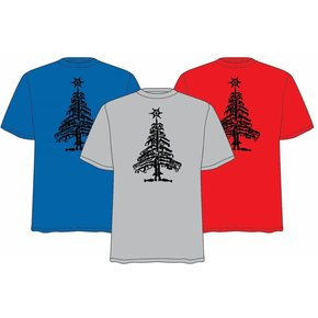 "Lanz ""Ugly"" Christmas Tree T-Shirt"