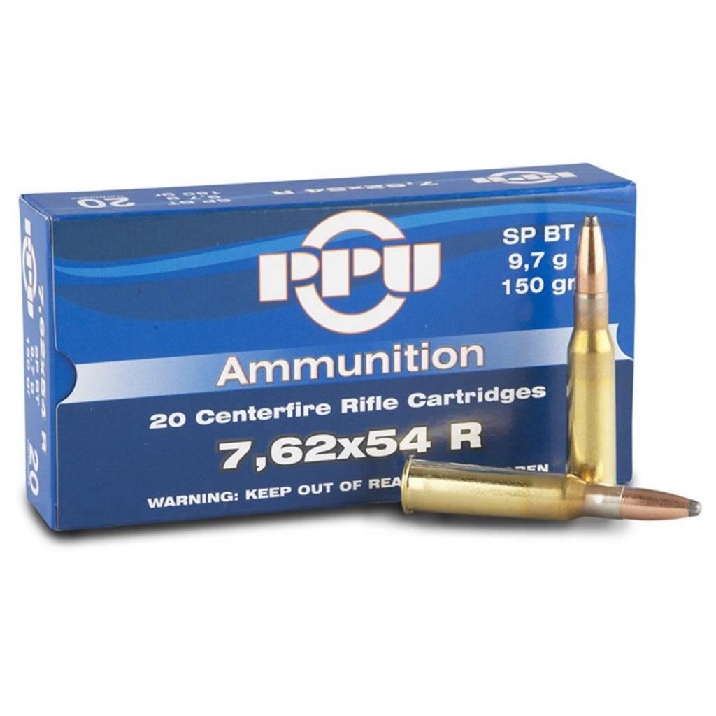 PPU PPU 7.62x54R 182 gr 20 rounds