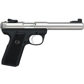 Ruger Ruger Mark III 22/45 Stainless Heavy Barrel 22LR 5.5""