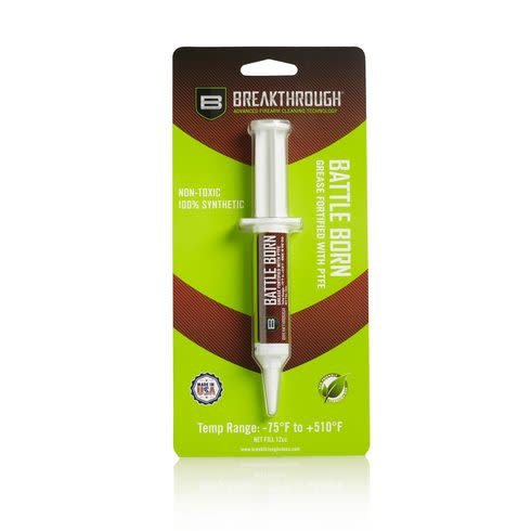 Breakthrough Clean Breakthrough Battle Born Grease 12cc Syringe